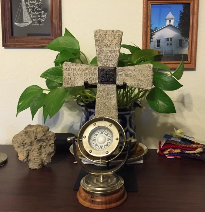 compass of faith